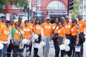 A 10k Walk to raise funds and support the Autism Initiatives UK Charity