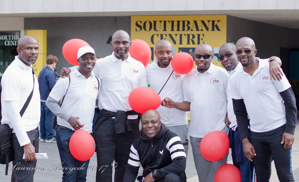 Sickle Cell Society Charity Walk